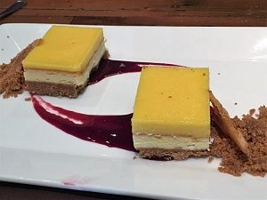 Picture of Ten22 Lemon Cheesecake