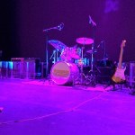 Photo of Wishbone Ash stage
