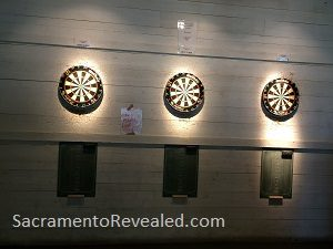 Photo of Punch Bowl Social Dart Boards