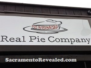 Photo of Real Pie Company Signage