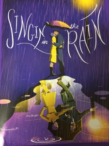 Photo of Singin' in the Rain Program