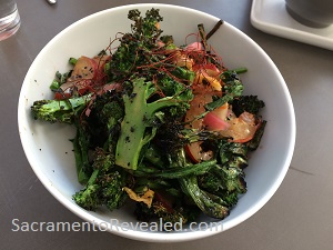 Photo of Canon East Sacramento Charred Broccoli Di Ciccio