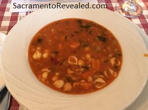 Photo of Espanol Italian Restaurant Minestrone Soup