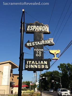 Photo of Espanol Italian Restaurant Signage