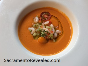 Photo of Allora Heinloom Tomato Gazpacho
