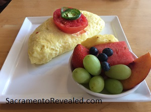 Photo of Bacon & Butter Omelet