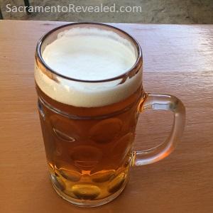 Photo of Der Biergarten mug of beer