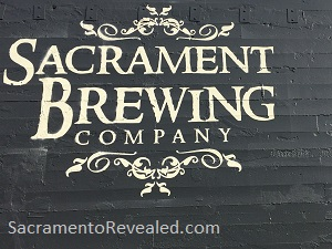 Photo of Burgers and Brewhouse Sacrament Brewing Company Signage