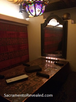 Photo of Kasbah Lounge Booth