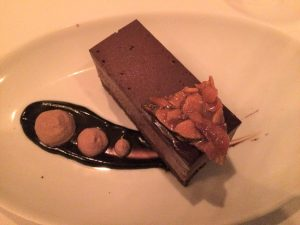 Photo of Firehouse Restaurant Valhona Chocolate Mousse Cake