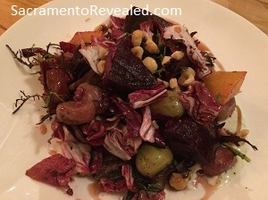 Photo of Woodlake Tavern Smoked Beet Salad