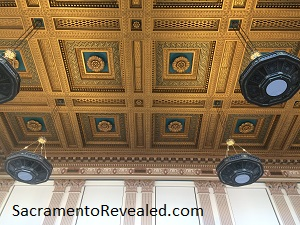 Photo of The Bank - D.O. Mills Bank Building Ceiling