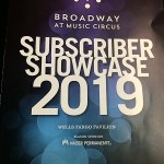 Photo of 2019 Broadway at Music Circus Program