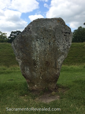 Photo of Avebury Stone Circle Single Stone