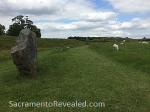 Photo of Avebury Stone Circle and Henge