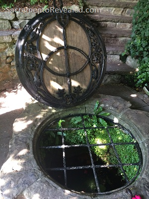 Photo of Chalice Well Head