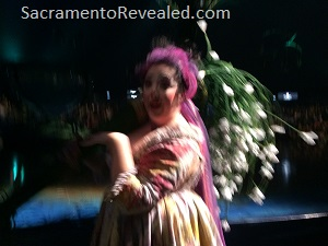 Photo of Amaluna Clown