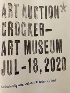 Photo for Crocker Art Auction