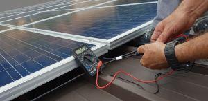 solar maintenance contractors