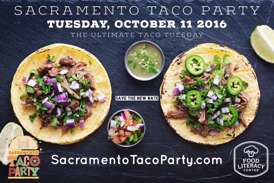 Sacramento Taco Party