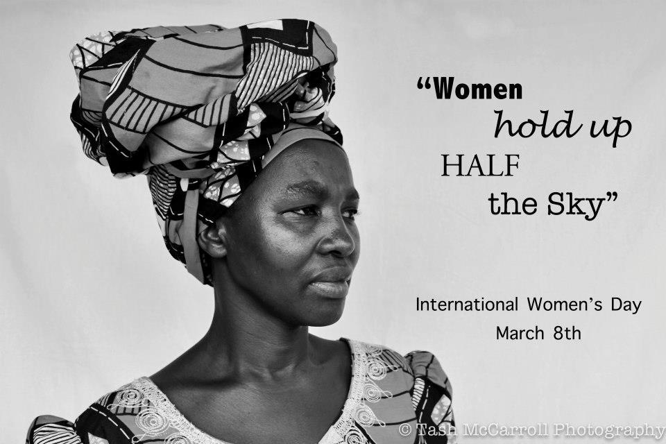 Women hold up half the sky | Tash McCarroll Photography