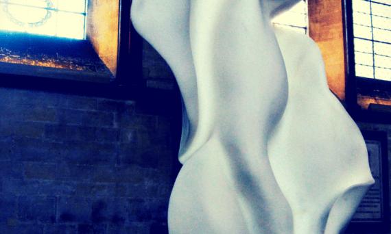Il Vento (2006), Helaine Blumenfeld, in Salisbury Cathedral