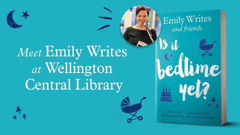 Emily Writes and Friends, Is It Bedtime Yet? Penguin Random House