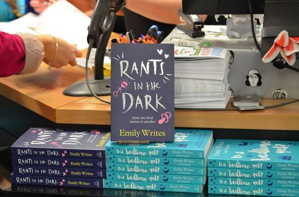 Rants in the Dark and Is It Bedtime Yet? by Emily Writes Penguin Random House