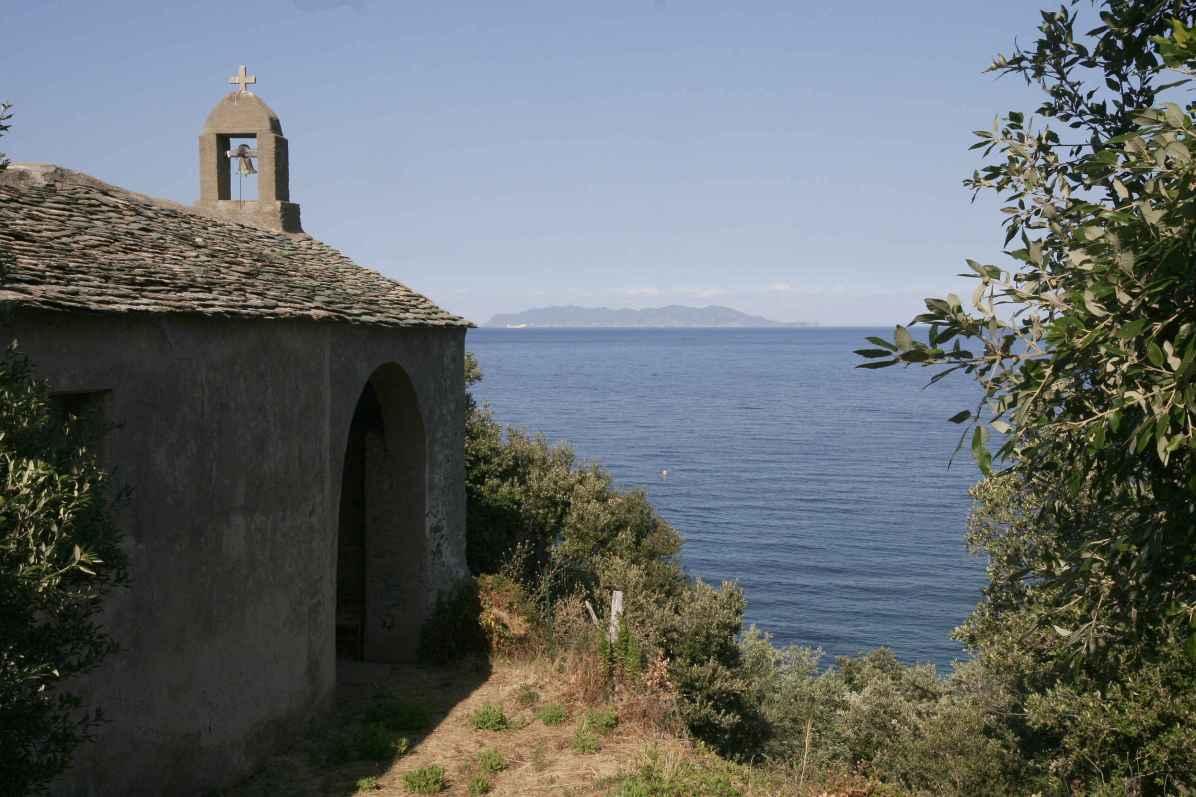Sacré Cap Corse - Chapelle Saint-Antoine de Padoue à Meria