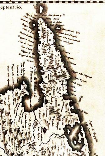 1662-Carte de Joan Blaeu. Imprimée à Amsterdam