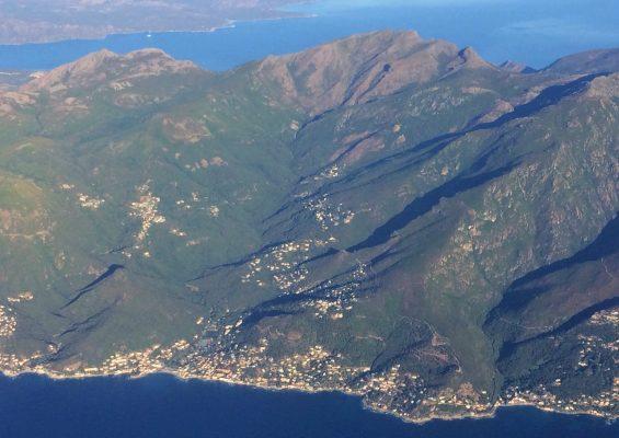 19 juin 2017 Montagne et bord de mer de Santa-Maria di Lota