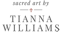 Sacred Art by Tianna Williams Logo