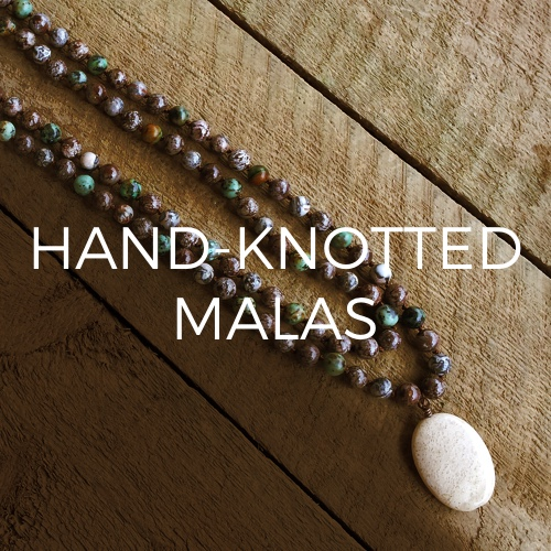Hand-Knotted Malas