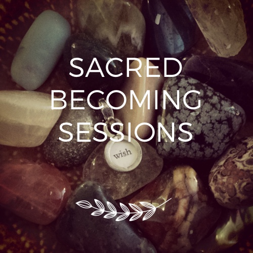 Sacred Becoming Sessions