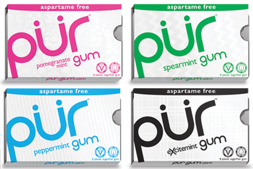 PÜR Gum: chew on this aspartame free gum (review & giveaway) (3/3)