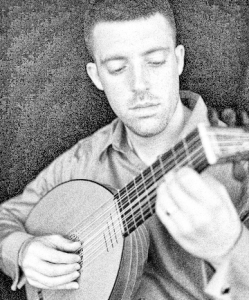 Adam Cockerham, theorbo