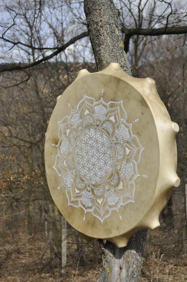 Mandala Drum