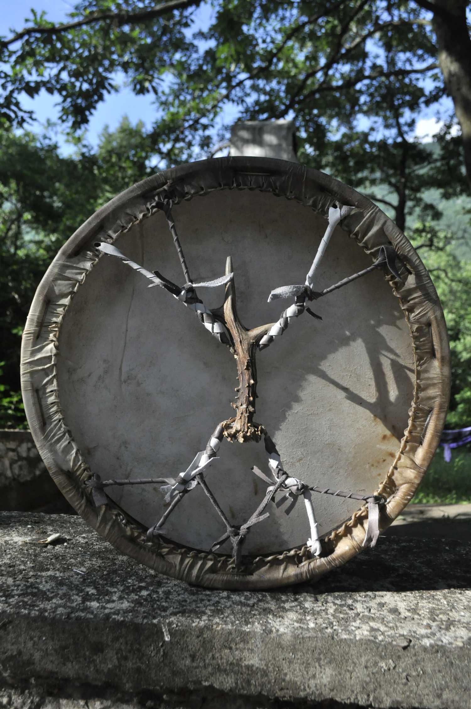 medicine drum