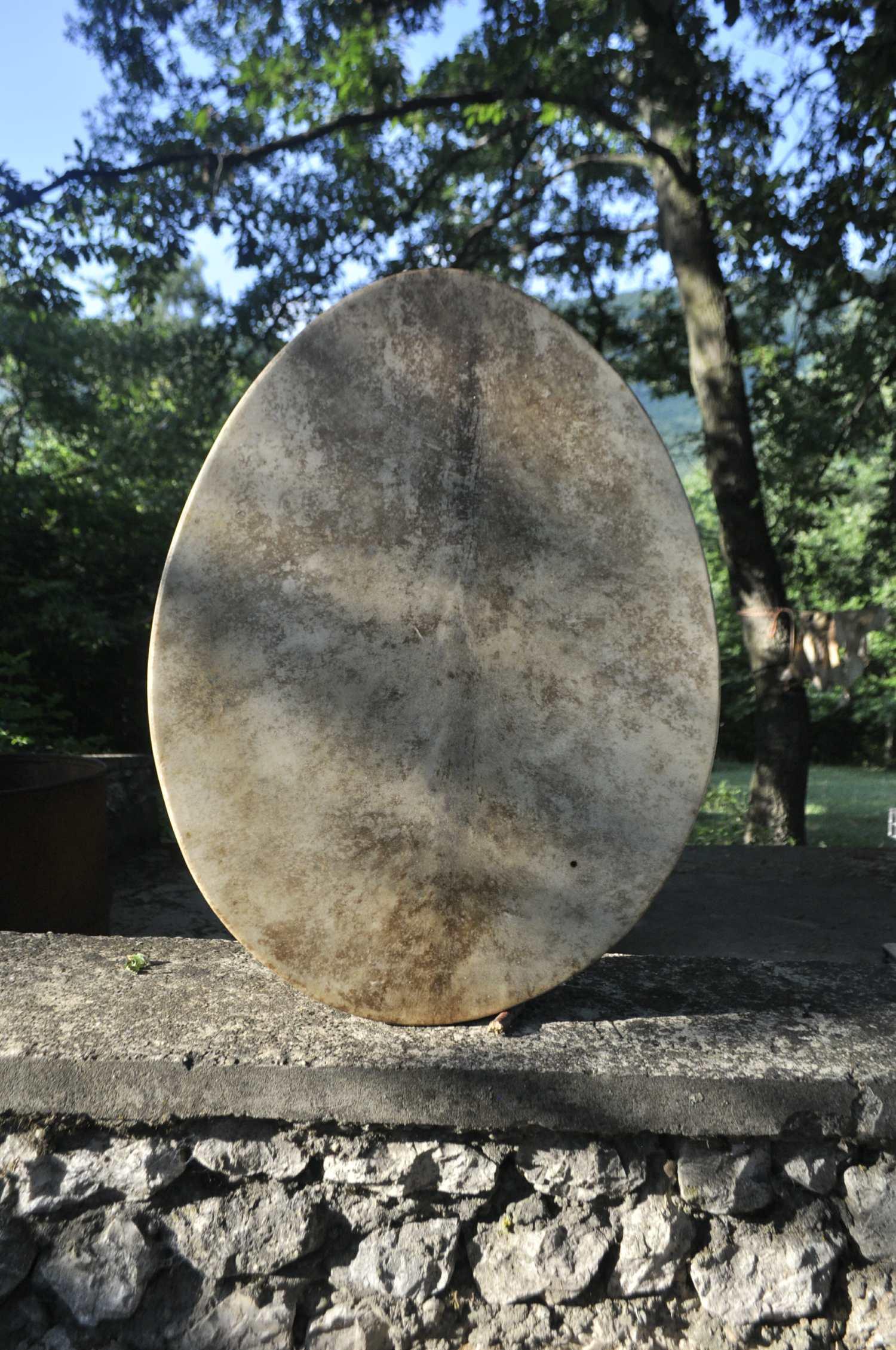 Saami shaman drum