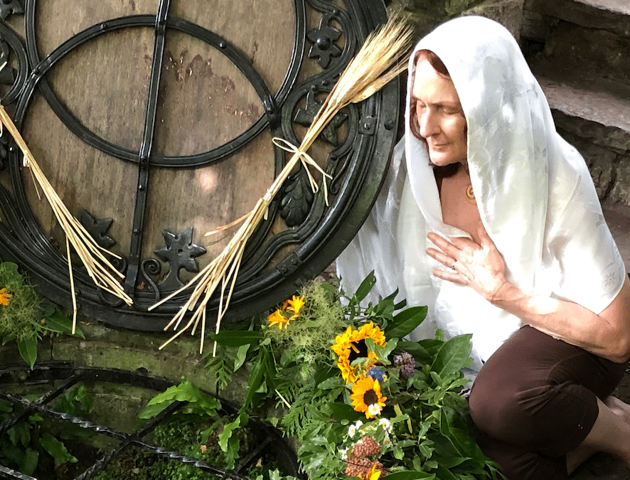 Part 6: Mary Magdalene and The Chalice Well in Avalon