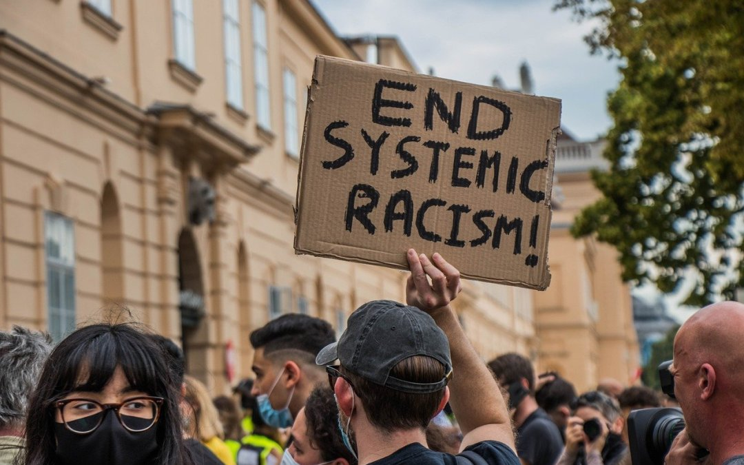 End Systemic Racism | Amrita Grace