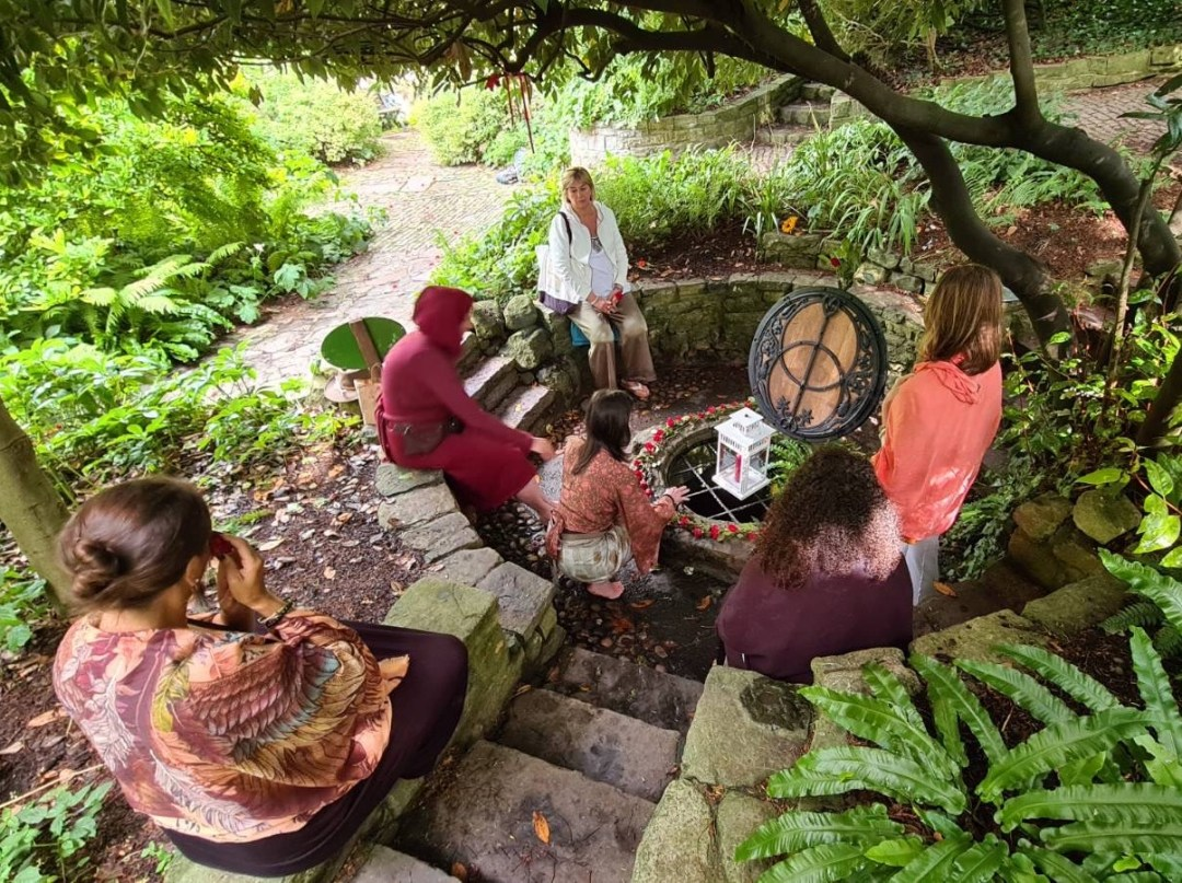 Chalice Well Group