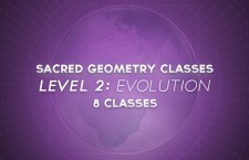 Sacred Geometry Classes: Levels 1-3