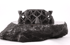 Planetary Resources & 3D Systems Reveal First Ever 3D Printed Object From Asteroid Metals