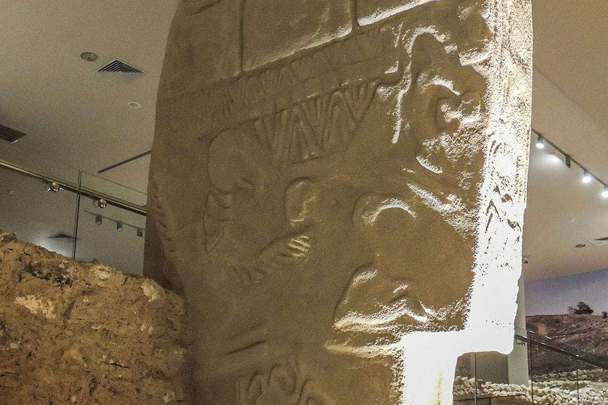 Ancient Carvings Show Triggering of Mini-Ice Age