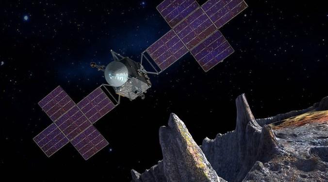 Asteroid, Mining, NASA
