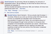"""Ask Randall: Response to remarks posted by David Camacho to """"Redemption of the Beast"""""""