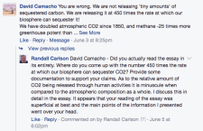 "Ask Randall: Response to remarks posted by David Camacho to ""Redemption of the Beast"""