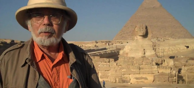 john anthony west, sphinx, egypt,