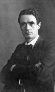 Rudolf Steiner in 1905 (PD0)
